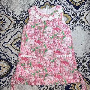Lilly's Pulitzer Dress Toddler 3T
